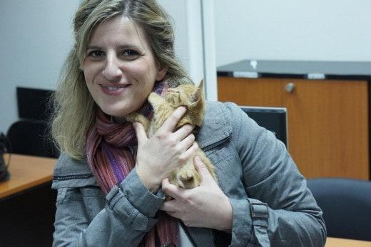 """""""Τα ζώα νιώθουν όπως ακριβώς και εμείς"""", η Ελένη Ηλιοπούλου μιλάει στο Lifo.gr"""