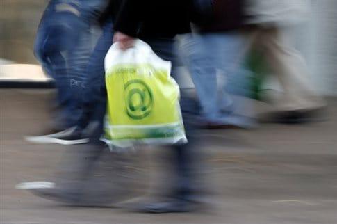EE: Συμφωνία κατά της μάστιγας της πλαστικής σακούλας