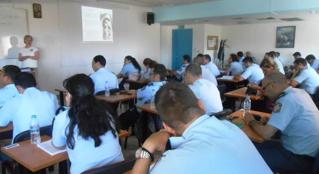 Σεμινάριο από την ΠΦΠΟ στη Σχολή Αστυνομικών στην Αθήνα
