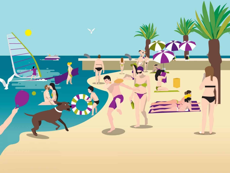 Παίρνουμε τα σκυλιά στην παραλία;