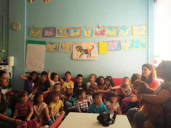 """Το εκπαιδευτικό πρόγραμμα """"Συγκάτοικοι"""" στην Λαμία"""