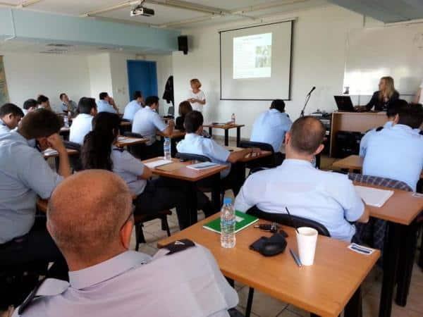 Συνάντηση Διοικητών Αστυνομικών Τμημάτων νομού Χανίων