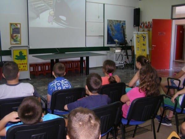 Παρουσίαση του εκπαιδευτικού προγράμματος «Άνθρωποι και Ζώα Συγκάτοικοι στον ίδιο πλανήτη» στο Κ.Π.Ε. Κλειτορίας στην Ακράτα