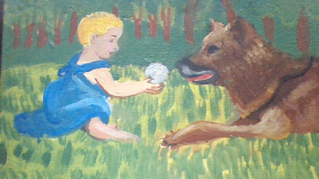 """Αποτελέσματα του παιδικού διαγωνισμού μας """"καλοκαιρινές εμπειρίες με ζώα"""" / Results of Children's Competition. The subject was: """"Summer Experiences with Animals"""""""