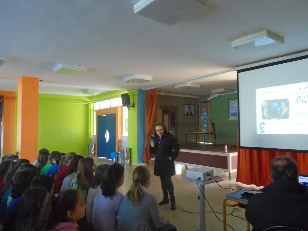 Το εκπαιδευτικό πρόγραμμα «Άνθρωποι και Ζώα: Συγκάτοικοι στον ίδιο πλανήτη» στο 2ο Δημοτικό Σχολείο Αλιάρτου.