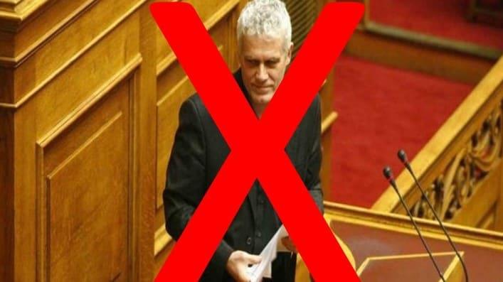 Οι μάσκες φιλοζωίας του κ. Τσιρώνη έπεσαν. Ζητάμε άμεσα την απομάκρυνσή του. / The animal welfare facade of Mr. Tsironis has shattered. We request his resignation.