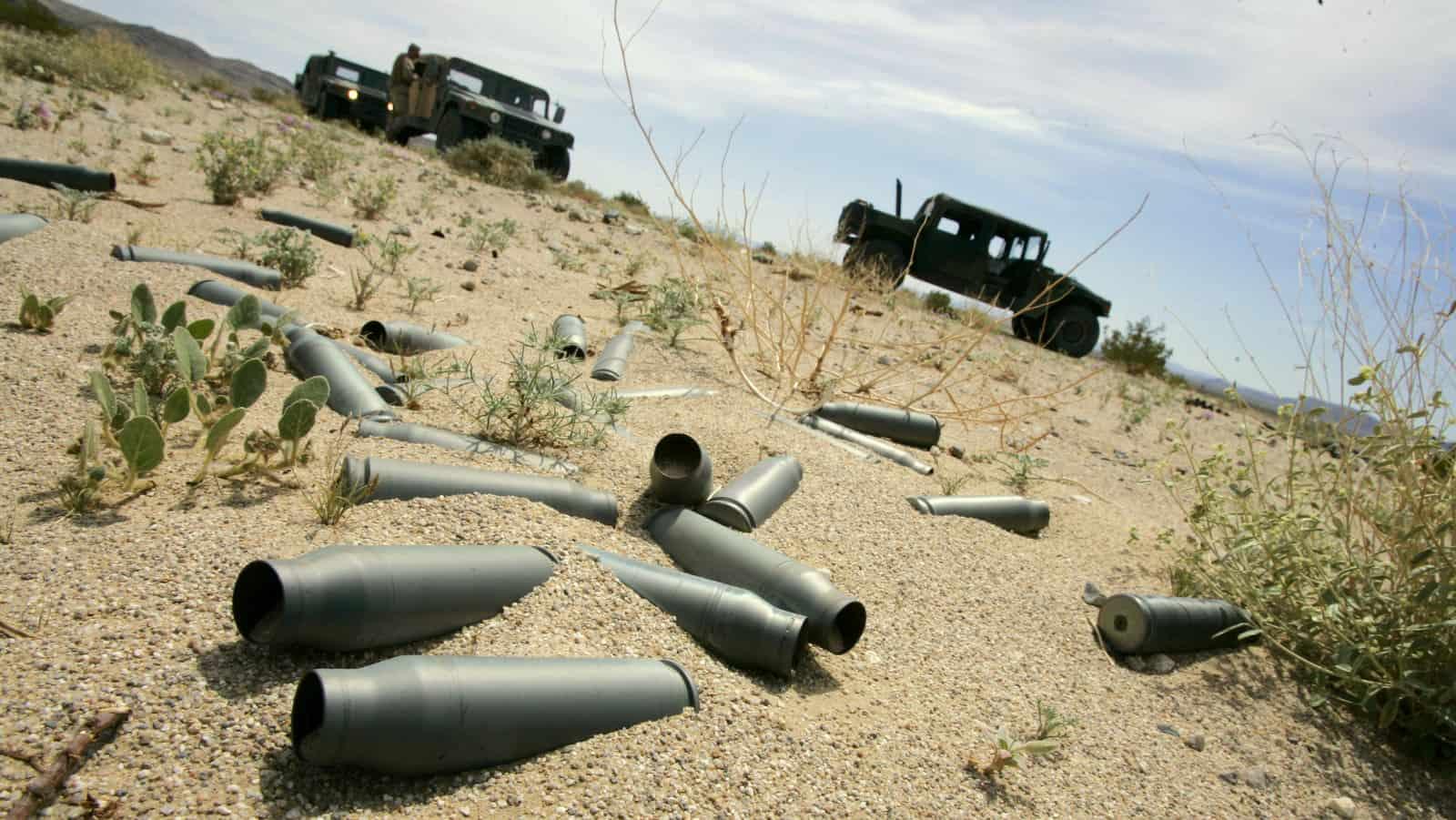Οι στρατιωτικές δυνάμεις των ΗΠΑ είναι ο μεγαλύτερος ρυπαντής του κόσμου
