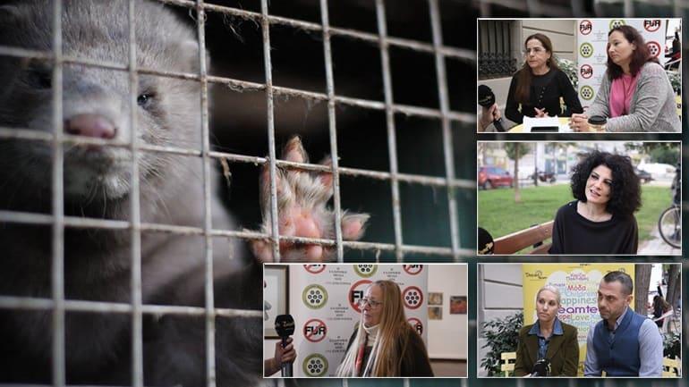 Συνέντευξη της ΠΦΠΟ και Καλλιτεχνών στο zougla.gr για την παγκόσμια ημέρα κατά της φυσικής γούνας.
