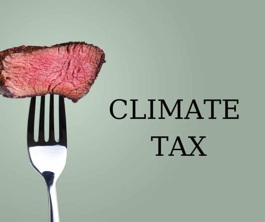 Επαγγελματίες Υγείας στο Ηνωμένο Βασίλειο ζητούν φόρο για το κλίμα στο κρέας.